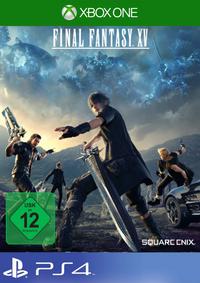 Final Fantasy XV - Klickt hier für die große Abbildung zur Rezension