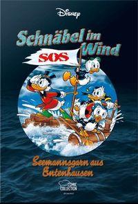 Enthologien 31: Schnäbel im Wind – Seemannsgarn aus Entenhausen - Klickt hier für die große Abbildung zur Rezension