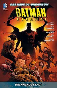 Batman Eternal 5: Brennende Stadt - Klickt hier für die große Abbildung zur Rezension