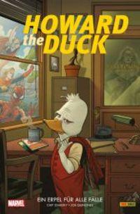 Howard the Duck 2: Im Weltraum hört dich niemand quaken - Klickt hier für die große Abbildung zur Rezension