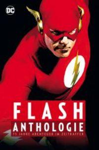 Flash Anthologie - Klickt hier für die große Abbildung zur Rezension