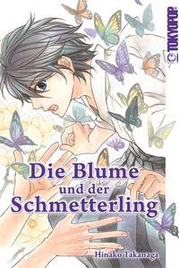 Die Blume und der Schmetterling - Klickt hier für die große Abbildung zur Rezension