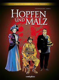 Hopfen und Malz – Gesamtausgabe Band 2 - Klickt hier für die große Abbildung zur Rezension