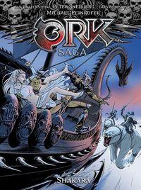 Ork-Saga 2: Shakara - Klickt hier für die große Abbildung zur Rezension