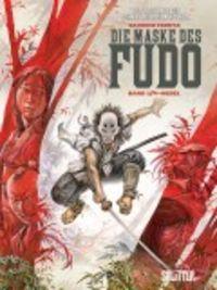Die Maske des Fudo 1: Nebel - Klickt hier für die große Abbildung zur Rezension