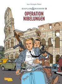 Kaplan und Masson 2: Operation Nibelungen - Klickt hier für die große Abbildung zur Rezension