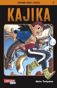Toriyama Short Stories 7: Kajika - Klickt hier für die große Abbildung zur Rezension