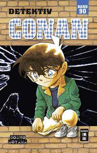 Detektiv Conan 90 - Klickt hier für die große Abbildung zur Rezension