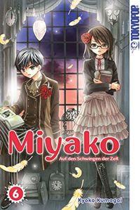 Miyako – Auf den Schwingen der Zeit 6 - Klickt hier für die große Abbildung zur Rezension