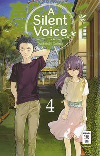 A Silent Voice 4 - Klickt hier für die große Abbildung zur Rezension