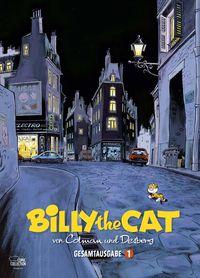 Billy the Cat Gesamtausgabe Bd. 1 - Klickt hier für die große Abbildung zur Rezension