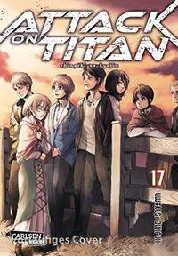 Splashcomics: Attack on Titan 17