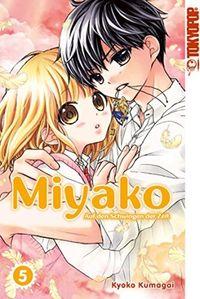 Miyako – Auf den Schwingen der Zeit 5 - Klickt hier für die große Abbildung zur Rezension