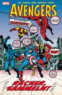 Marvel Klassiker: Avengers 2 - Klickt hier für die große Abbildung zur Rezension