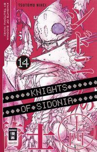 Knights of Sidonia 14 - Klickt hier für die große Abbildung zur Rezension