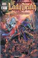 Lady Death - Die Legende 2 - Klickt hier für die große Abbildung zur Rezension