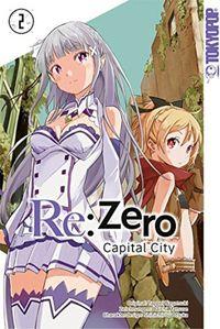 Re: Zero – Capital City 2 - Klickt hier für die große Abbildung zur Rezension