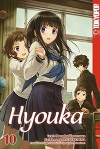 Hyouka 10 - Klickt hier für die große Abbildung zur Rezension