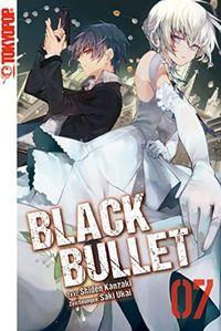 Black Bullet (Light Novel) 7 - Klickt hier für die große Abbildung zur Rezension