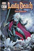 Lady Death - Die Legende 4 - Klickt hier für die große Abbildung zur Rezension