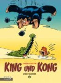 King und Kong Gesamtausgabe 2 - Klickt hier für die große Abbildung zur Rezension