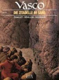 Vasco 27: Die Zitadelle im Sand - Klickt hier für die große Abbildung zur Rezension
