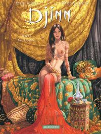 Djinn 13: Kim Nelson - Klickt hier für die große Abbildung zur Rezension