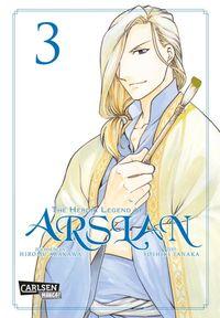 The heroic Legend of Arslan 3 - Klickt hier für die große Abbildung zur Rezension