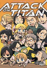 Attack on Titan – short play on titan - Klickt hier für die große Abbildung zur Rezension