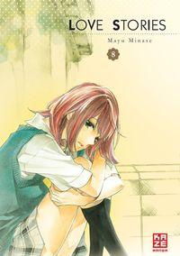 Love Stories 8 - Klickt hier für die große Abbildung zur Rezension