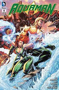 Aquaman 9: Aquawoman - Klickt hier für die große Abbildung zur Rezension