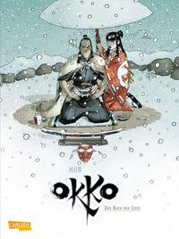 Okko 5: Das Buch der Leere - Klickt hier für die große Abbildung zur Rezension