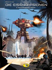 Die Eisendivisionen 2: Invasion aus dem Pazifik - Klickt hier für die große Abbildung zur Rezension