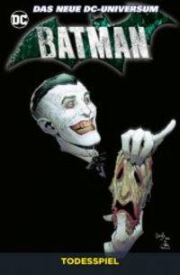 Batman Paperback 7: Todesspiel - Klickt hier für die große Abbildung zur Rezension