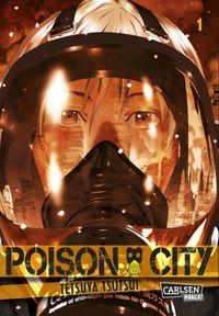 Poison City 1 - Klickt hier für die große Abbildung zur Rezension