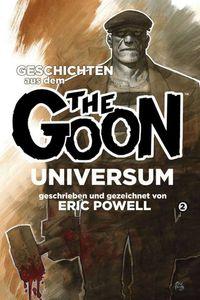 Geschichten aus dem The Goon Universum - Klickt hier für die große Abbildung zur Rezension