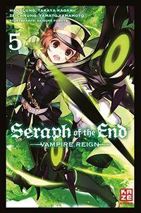 Seraph of the Enda 05: Vampire Reign - Klickt hier für die große Abbildung zur Rezension