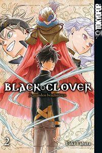 Black Clover 02: Jemanden beschützen - Klickt hier für die große Abbildung zur Rezension