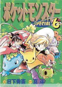 Pokémon: Die ersten Abenteuer 6 - Klickt hier für die große Abbildung zur Rezension