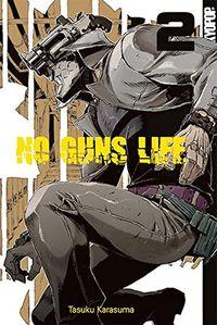 No Guns Life 02 - Klickt hier für die große Abbildung zur Rezension
