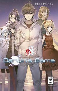 Darwin's Game 8 - Klickt hier für die große Abbildung zur Rezension
