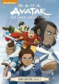 Avatar: Der Herr der Elemente Band 15: Nord und Süd 2 - Klickt hier für die große Abbildung zur Rezension