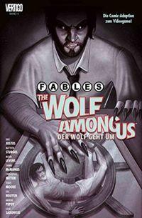 Fables: Wolf among us – Der Wolf geht um 4 - Klickt hier für die große Abbildung zur Rezension