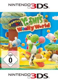 Poochy & Yoshi's Woolly World - Klickt hier für die große Abbildung zur Rezension