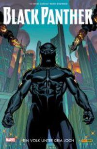 Black Panther 1: Ein Volk unter dem Joch - Klickt hier für die große Abbildung zur Rezension