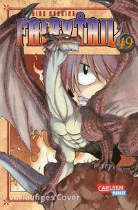 Fairy Tail 49 - Klickt hier für die große Abbildung zur Rezension
