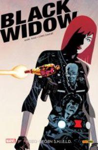 Black Widow 1: Krieg gegen S.H.I.E.L.D. - Klickt hier für die große Abbildung zur Rezension