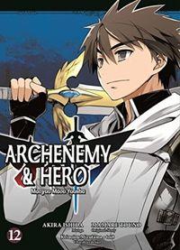 Archenemy & Hero 12 - Klickt hier für die große Abbildung zur Rezension