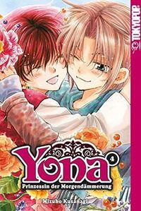 Yona-Prinzessin der Morgendämmerung 4 - Klickt hier für die große Abbildung zur Rezension