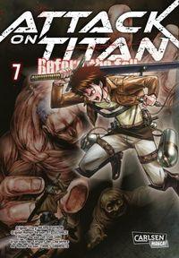 Attack on Titan - Before the Fall 7 - Klickt hier für die große Abbildung zur Rezension